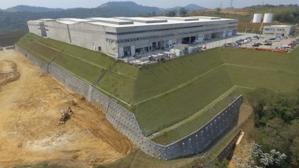 Contenção para Galpão Industrial